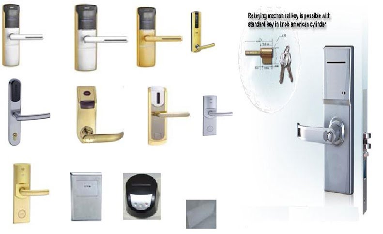 Hotel Lock System: - Maret Communications Limited